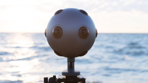 Nokia's Virtual Reality Camera OZO 3