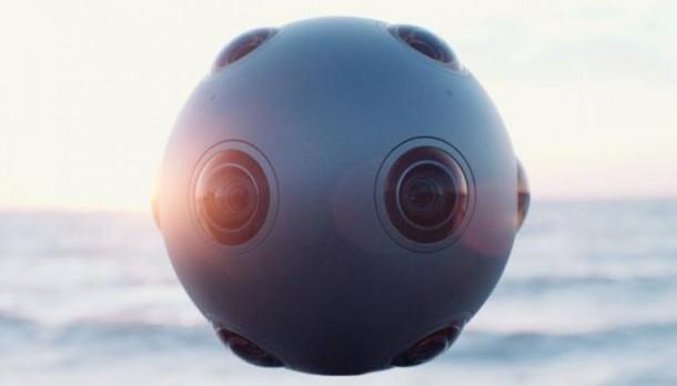 Nokia's Virtual Reality Camera OZO 4