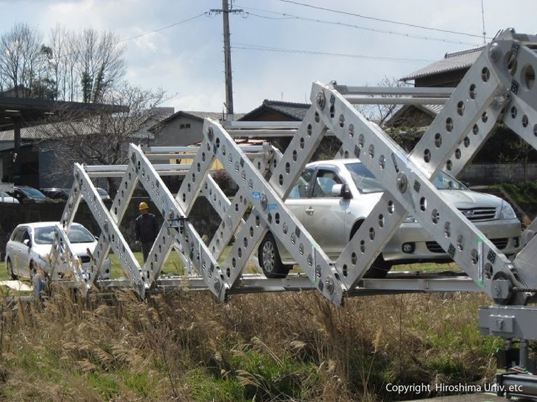 Engineers Develop A Portable Emergency Bridge That Can Be Deployed In Minutes