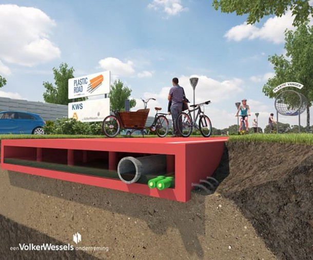 Plastic Roads Are On Their Way 2