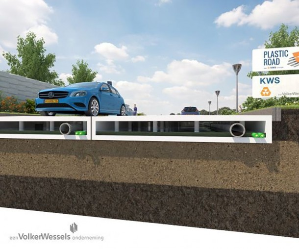 Plastic Roads Are On Their Way 3