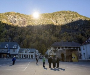 Rjukan Makes Use Of Mirrors For Sunlight 3