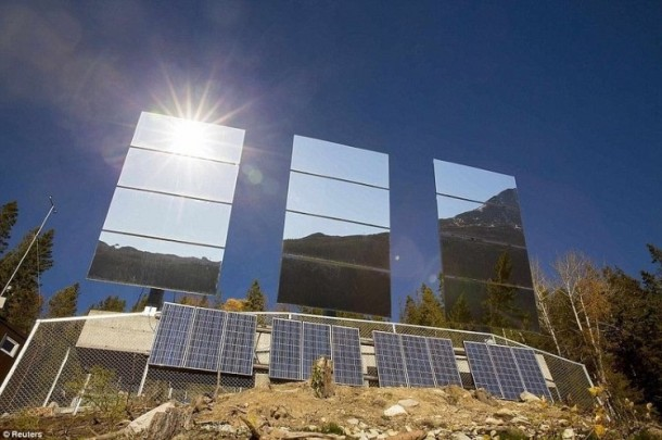 Rjukan Makes Use Of Mirrors For Sunlight 6