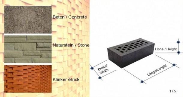 Robot stacking bricks