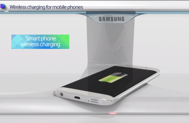 Samsung Has Designed A Monitor That Offers Wireless Charging 3