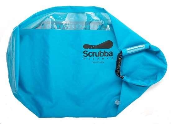 Scrubba washing bag2