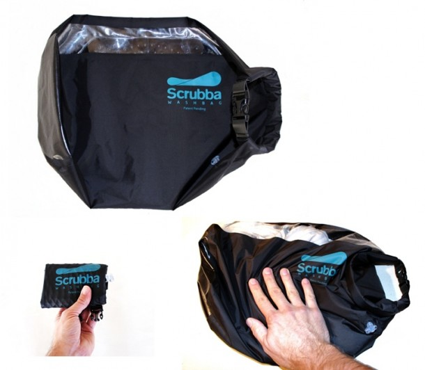 Scrubba washing bag3