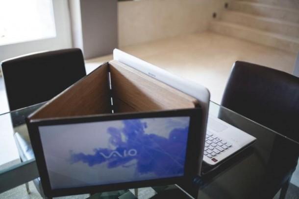 Sliden'Joy Attaches Extra Displays To Your Laptop 14