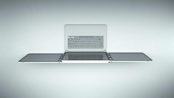 Sliden'Joy Attaches Extra Displays To Your Laptop 3