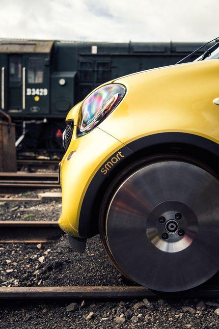 Smart car-train3