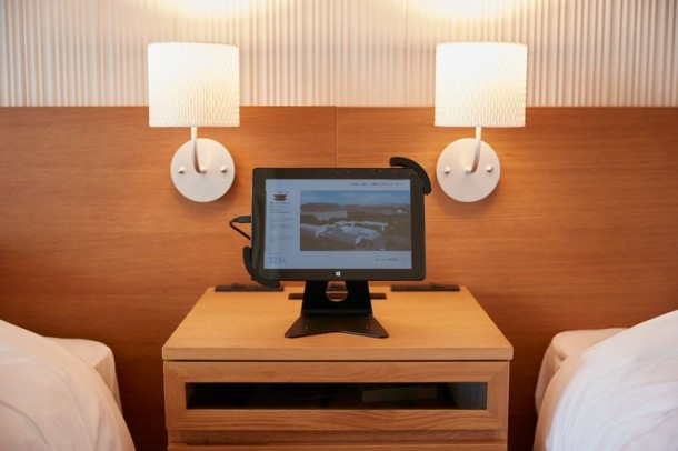 Strange Hotel In Japan Has Robotic Staff 6