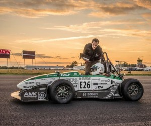 Stuttgart Students Claim EV Acceleration Record 11