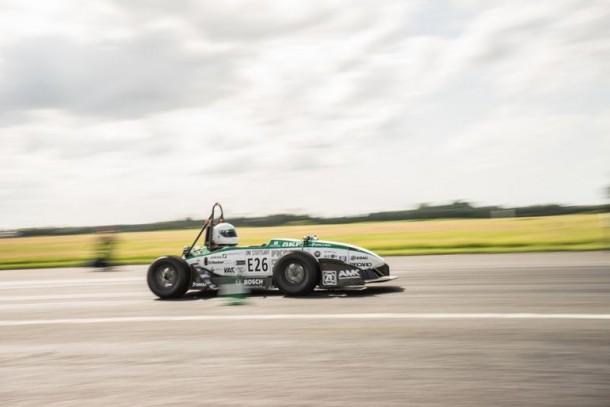 Stuttgart Students Claim EV Acceleration Record 8
