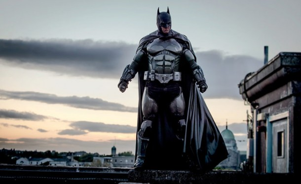 This Guy 3D Printed Batsuit 2