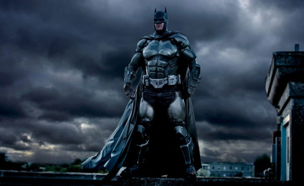 This Guy 3D Printed Batsuit 3