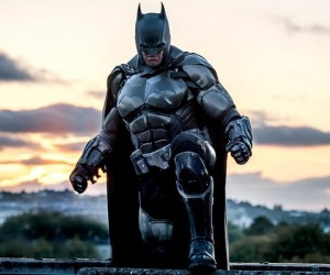This Guy 3D Printed Batsuit