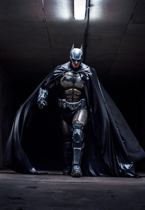 This Guy 3D Printed Batsuit 4