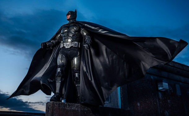 This Guy 3D Printed Batsuit 5