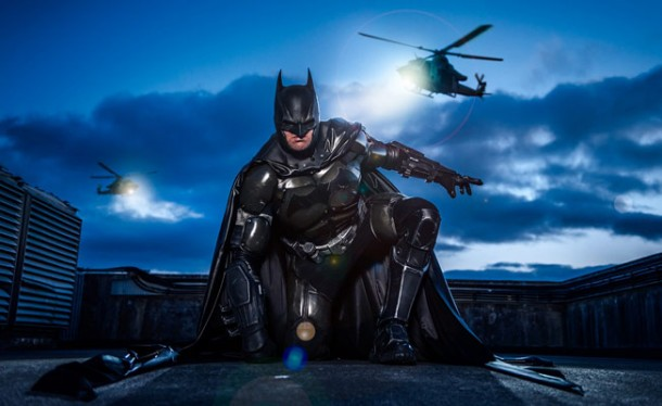 This Guy 3D Printed Batsuit 6