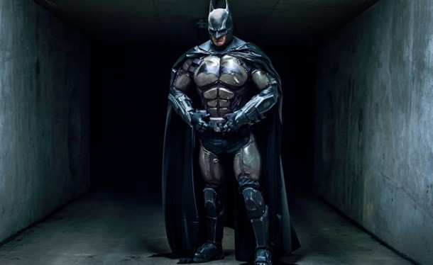 This Guy 3D Printed Batsuit 7