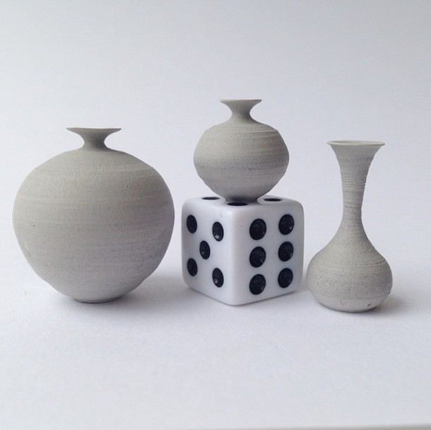 Tiny Pottery By Jon Almeda Is Amazing 4
