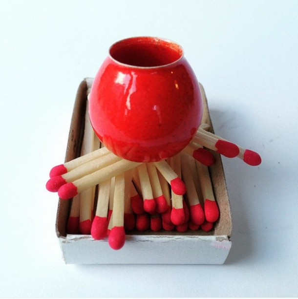 Tiny Pottery By Jon Almeda Is Amazing 5