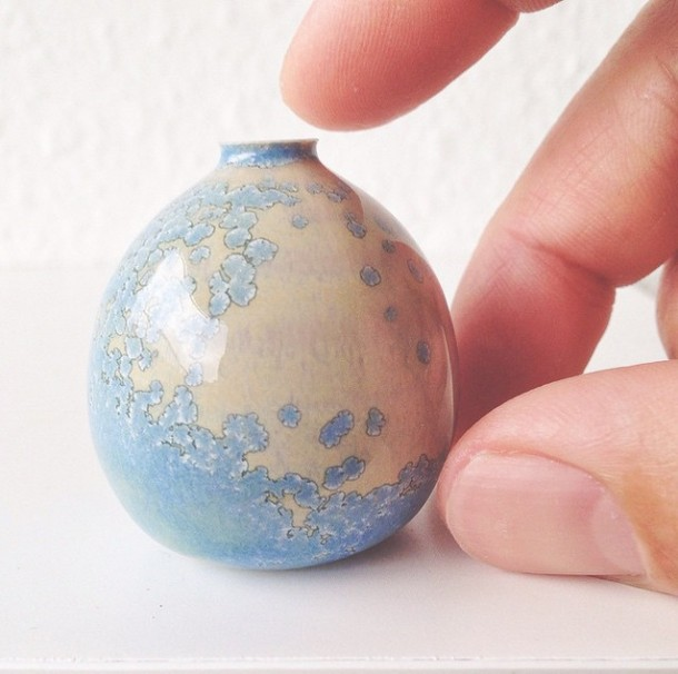 Tiny Pottery By Jon Almeda Is Amazing 9