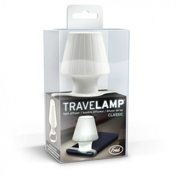 Travelamp Transforms Your Smartphone Into Night Light 2