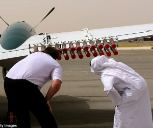 UAE Making Use of Cloud Seeding To Generate Rain