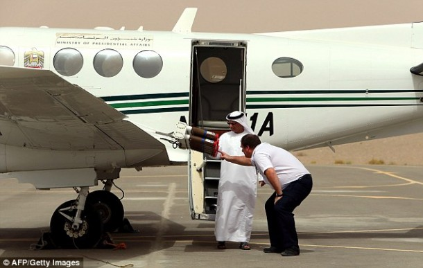 UAE Making Use of Cloud Seeding To Generate Rain 2