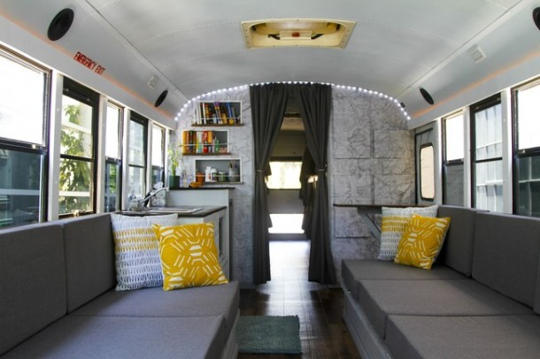 What To Do With An Old School Bus 19