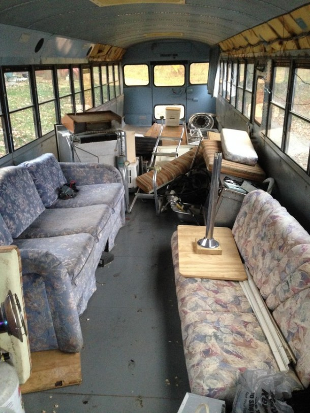 What To Do With An Old School Bus 3