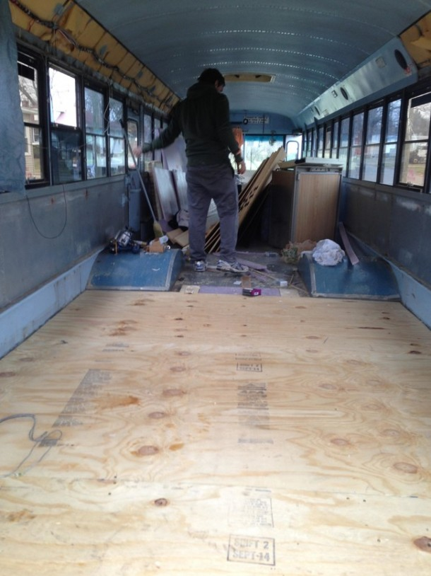 What To Do With An Old School Bus 5