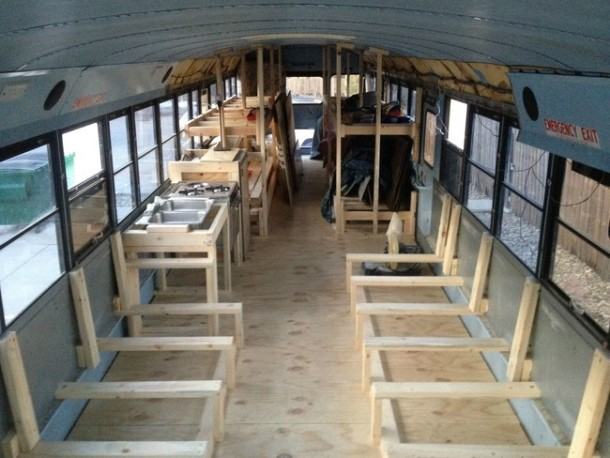 What To Do With An Old School Bus 6