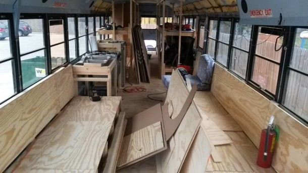 What To Do With An Old School Bus 7