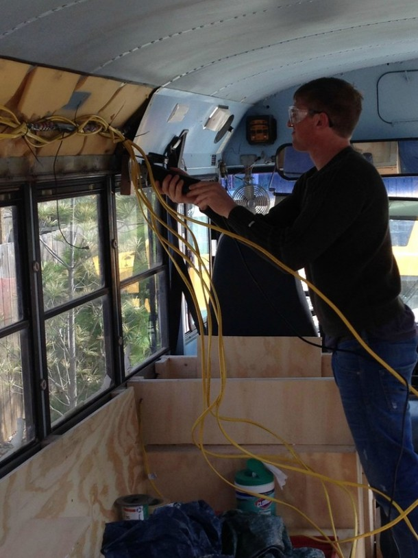 What To Do With An Old School Bus 8