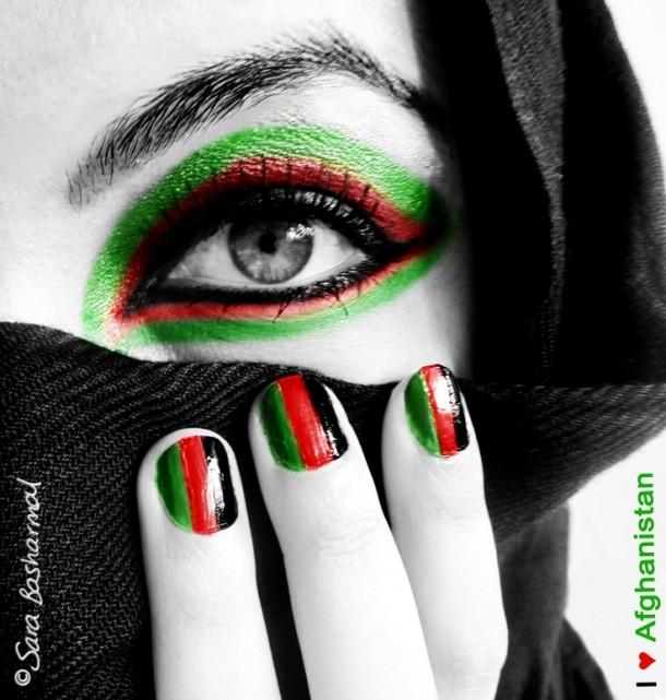 afghanistan flag 2
