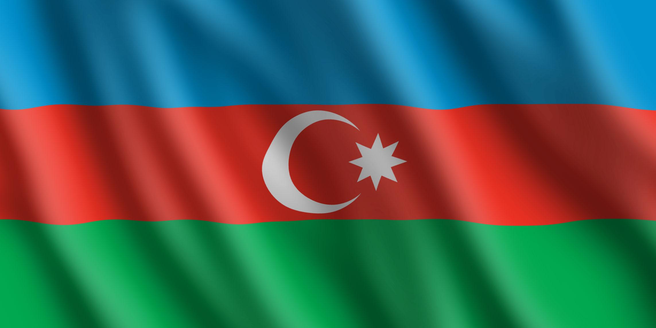 Azerbaijan Red Flag
