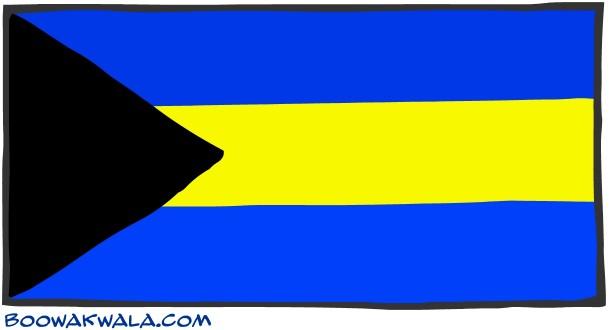 bahamas flag  (4)