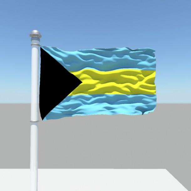 bahamas flag  (5)