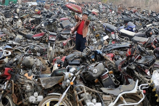 china junkyard pollution 3