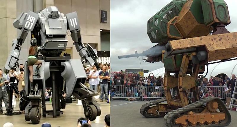 megabots challenge japanese robot