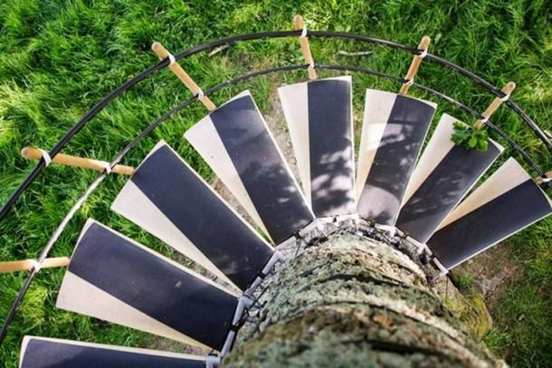 portable spiral staircase3