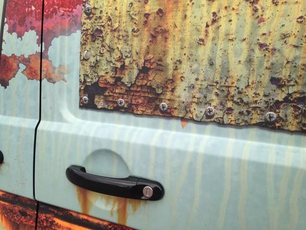 rust car5