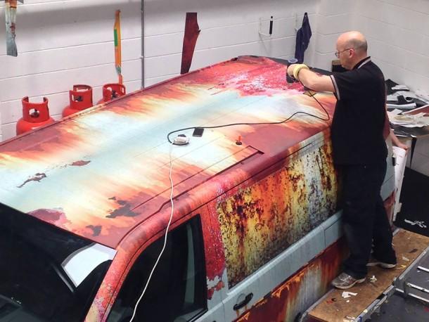 rust car8