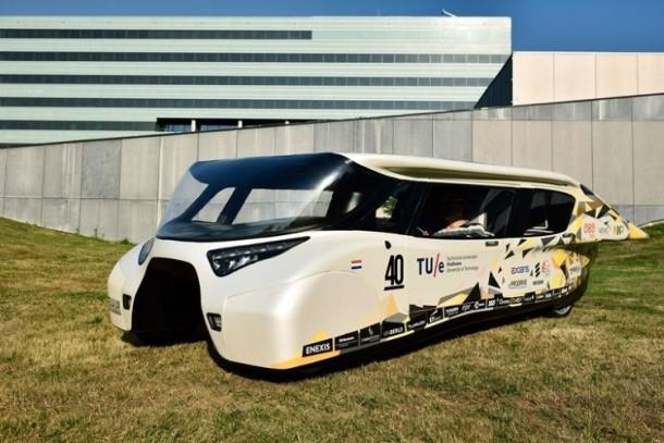 solar car stella