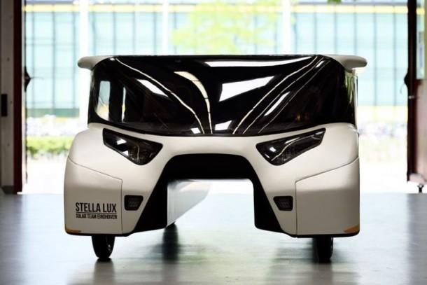 solar car stella4