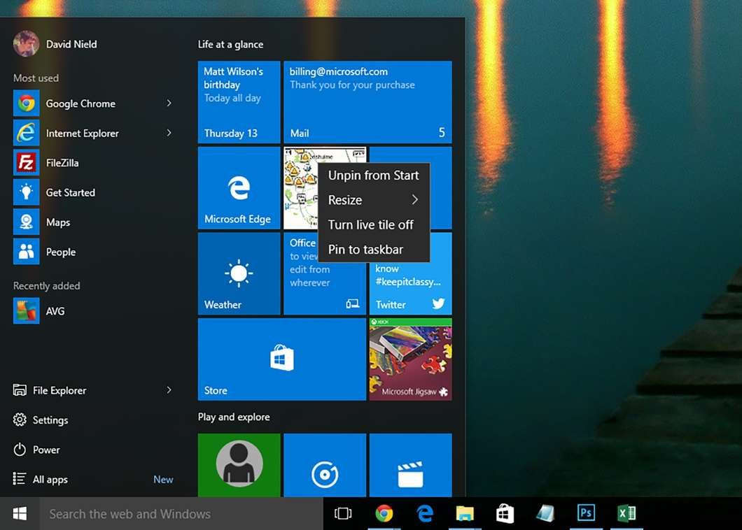 10 Tricks To Get Most Out Of Windows 10