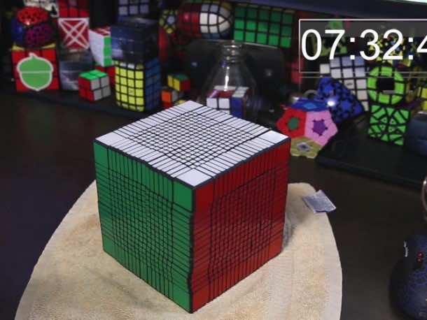 17x17x17 rubik cube