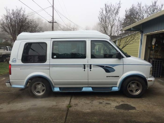 Amazing Transformation Of Decade Old Van